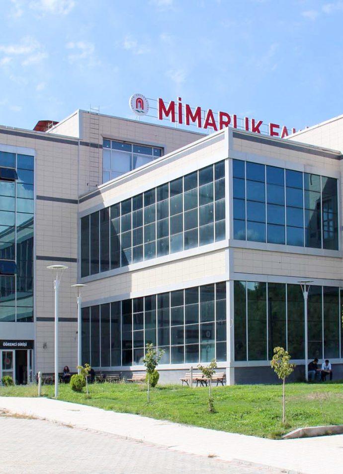 Amasya Üniversitesi Akademik Birimler