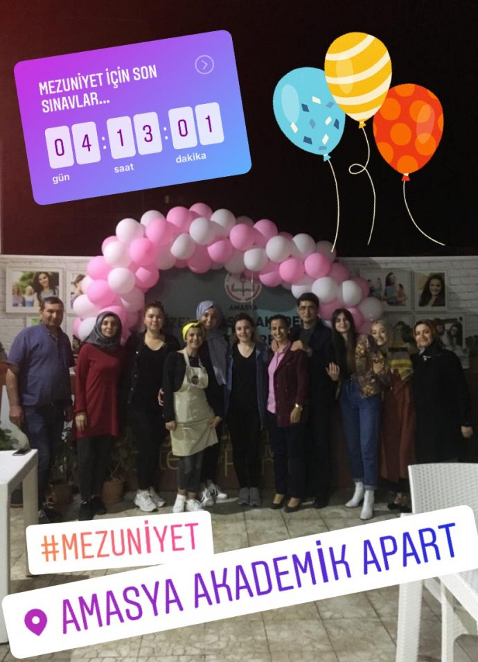 Amasya Üniversitesi Yurt İmkanları