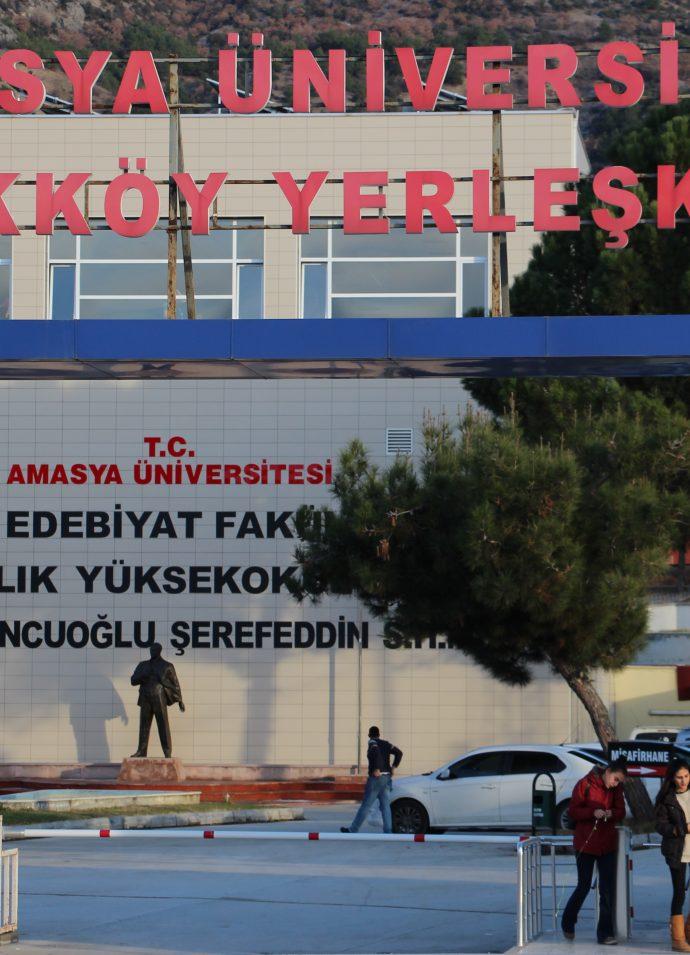 Amasyada Özel Öğrenci Yurt ve Apartları